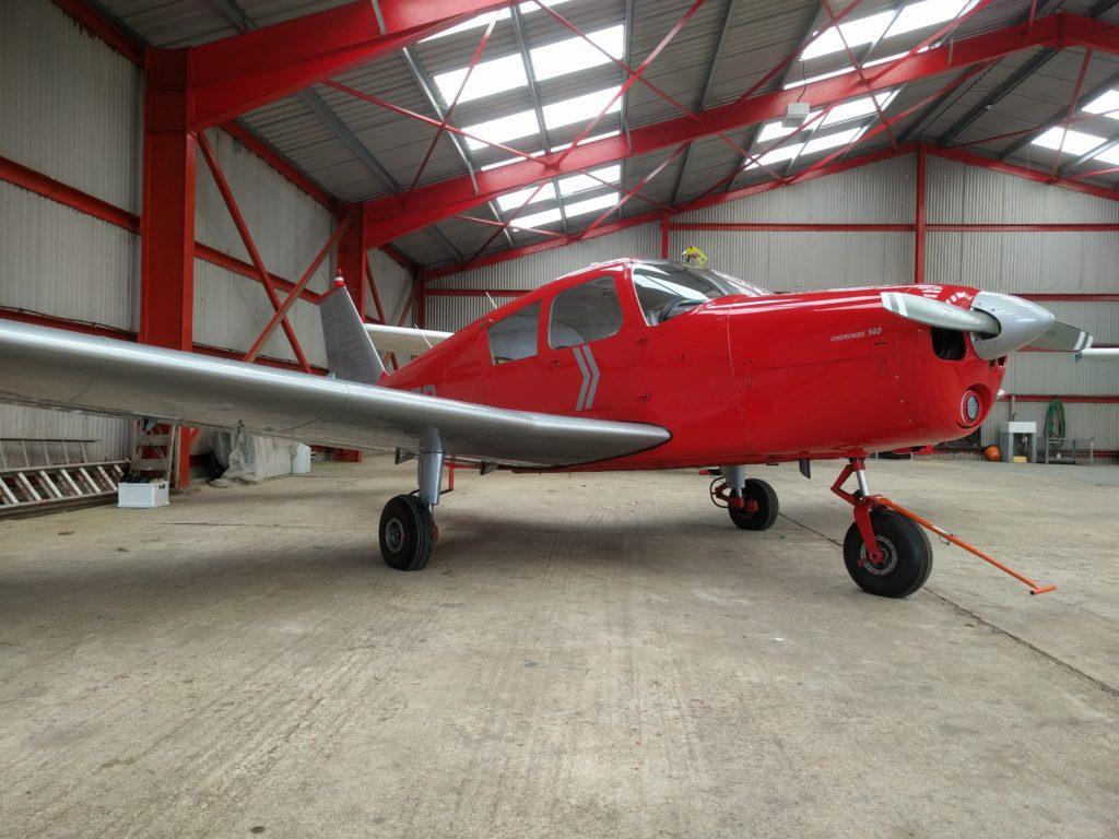 G-LTFB Piper PA-28-140