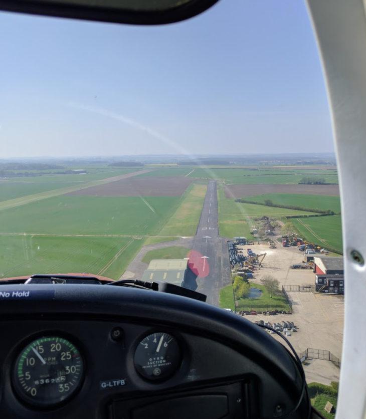 Strubby runway 26