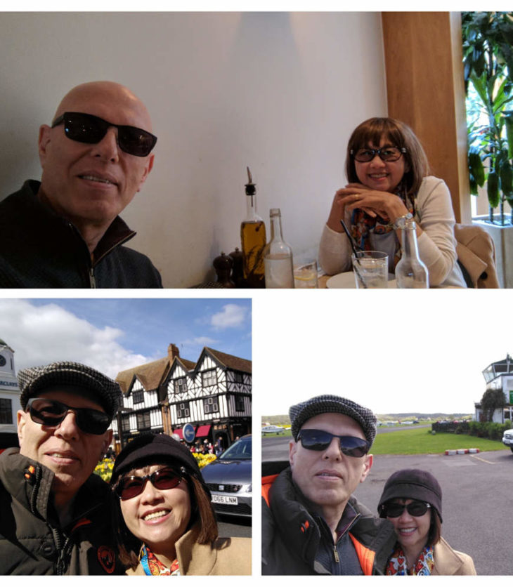 Wellesbourne Mountford day trip to Stratford