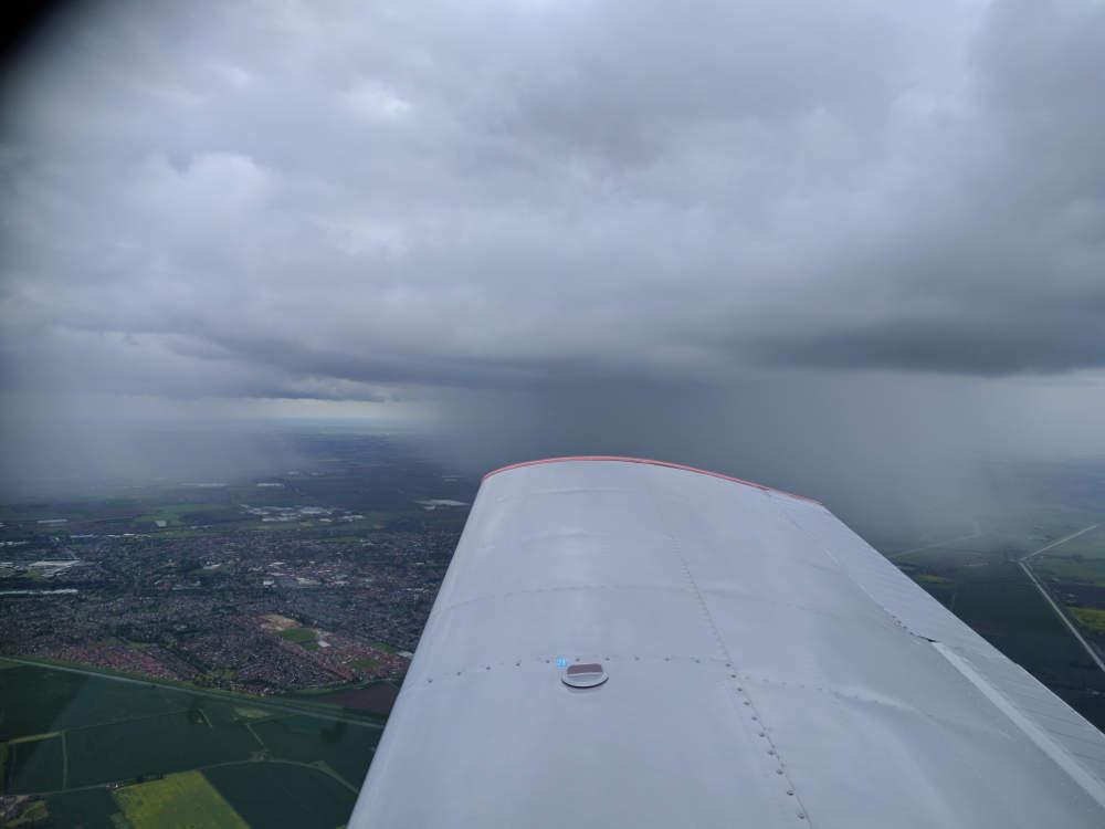 G-LTFB thunderstorm