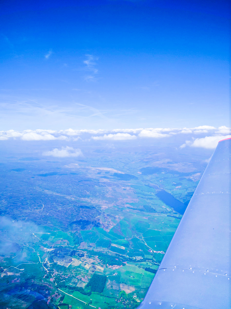 Pennine hills