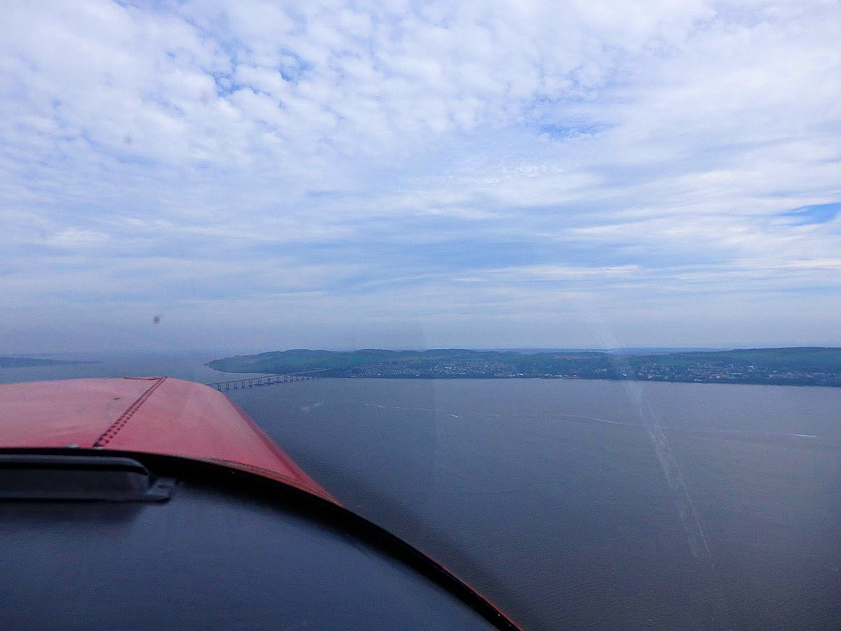 departing Dundee